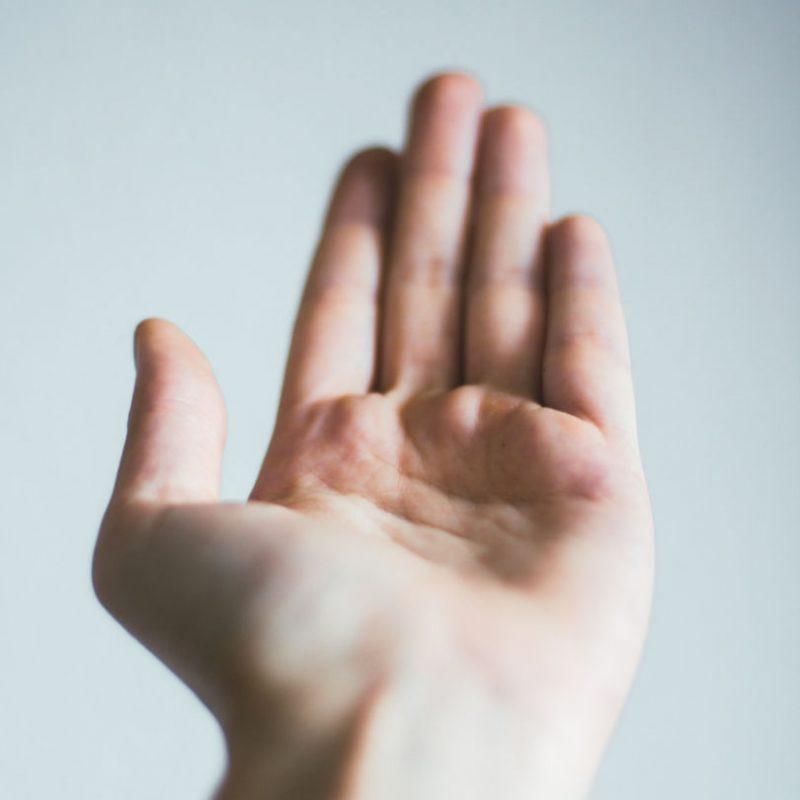 Nedsatfunktion i hænderne gigt